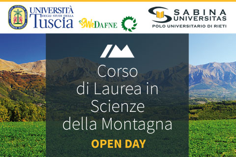 SdM | Programma definitivo Open Day Rieti