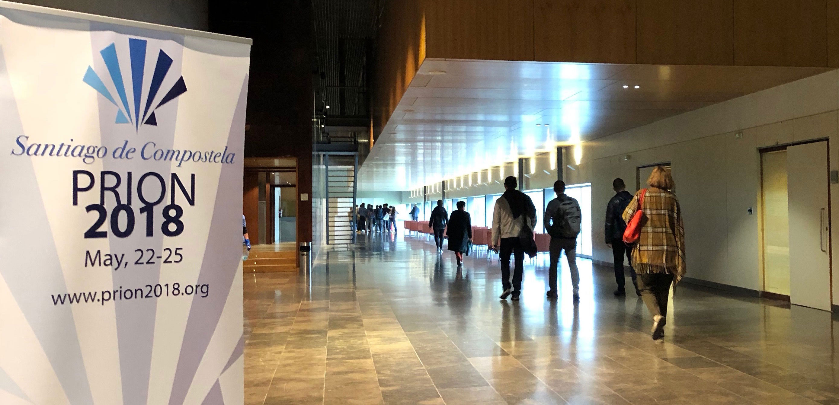 "La ""Sabina Universitas"" al congresso Prion 2018"
