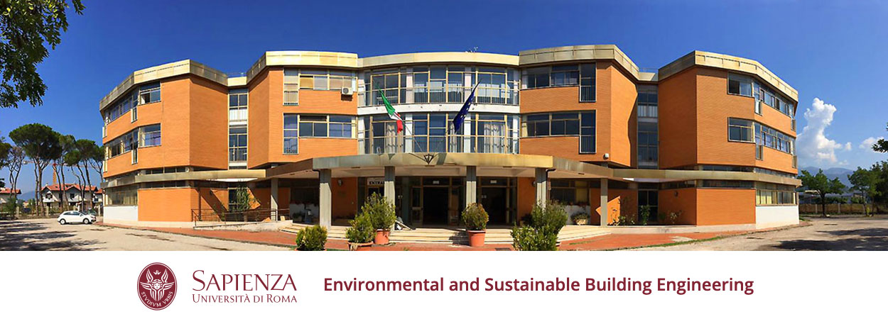 Sustainable Building Engineering will be presented to